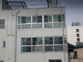 小野寺邸外部改修工事