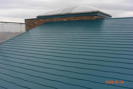 Y邸 屋根塗装&補修